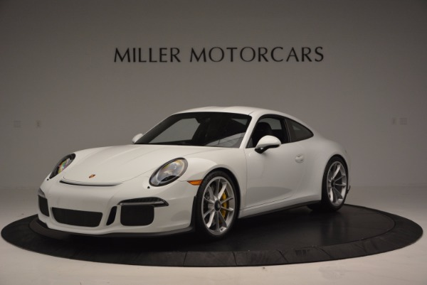 Used 2016 Porsche 911 R for sale Sold at Bentley Greenwich in Greenwich CT 06830 1