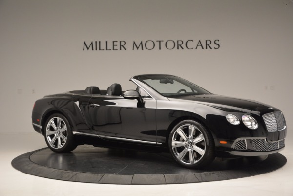 Used 2013 Bentley Continental GTC for sale Sold at Bentley Greenwich in Greenwich CT 06830 11