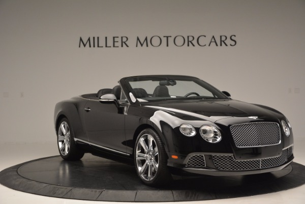 Used 2013 Bentley Continental GTC for sale Sold at Bentley Greenwich in Greenwich CT 06830 12