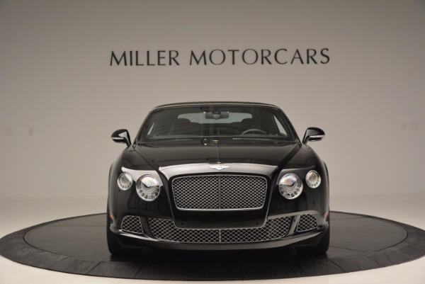 Used 2013 Bentley Continental GTC for sale Sold at Bentley Greenwich in Greenwich CT 06830 13