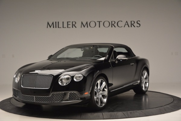 Used 2013 Bentley Continental GTC for sale Sold at Bentley Greenwich in Greenwich CT 06830 14