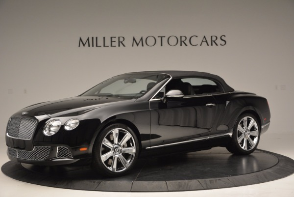 Used 2013 Bentley Continental GTC for sale Sold at Bentley Greenwich in Greenwich CT 06830 15