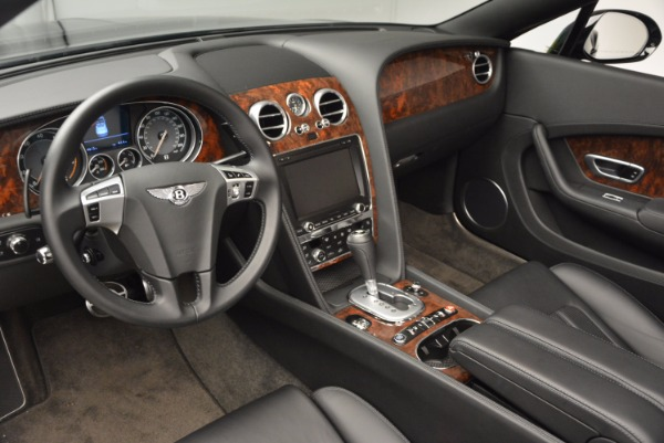 Used 2013 Bentley Continental GTC for sale Sold at Bentley Greenwich in Greenwich CT 06830 18