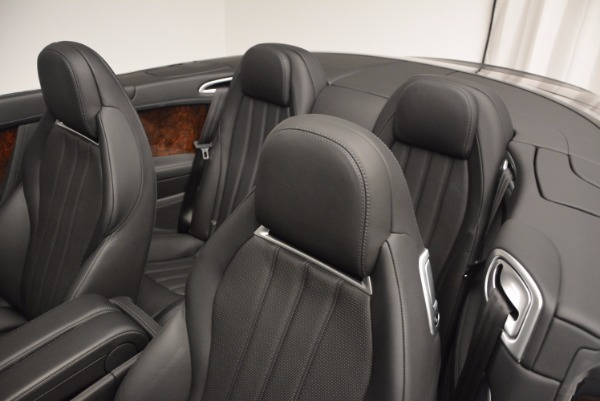 Used 2013 Bentley Continental GTC for sale Sold at Bentley Greenwich in Greenwich CT 06830 19