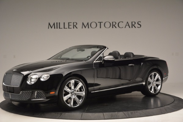 Used 2013 Bentley Continental GTC for sale Sold at Bentley Greenwich in Greenwich CT 06830 2