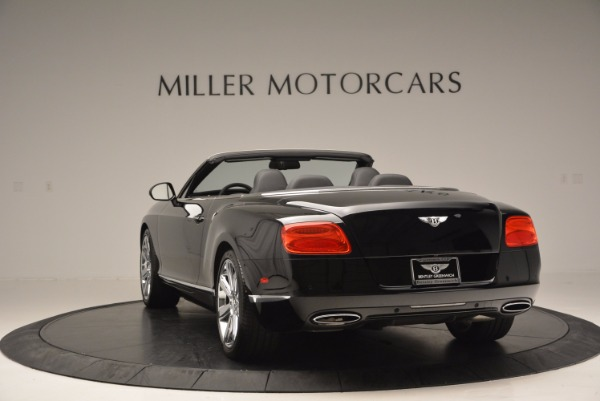 Used 2013 Bentley Continental GTC for sale Sold at Bentley Greenwich in Greenwich CT 06830 6