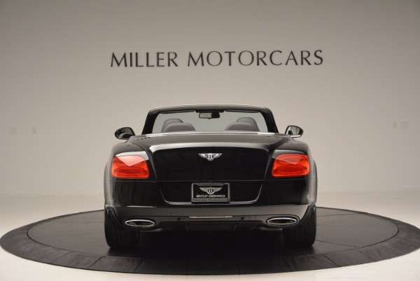Used 2013 Bentley Continental GTC for sale Sold at Bentley Greenwich in Greenwich CT 06830 7