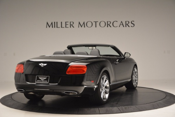 Used 2013 Bentley Continental GTC for sale Sold at Bentley Greenwich in Greenwich CT 06830 8