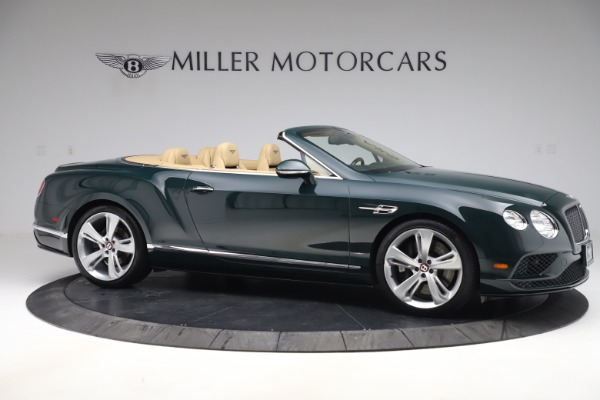 Used 2017 Bentley Continental GTC V8 S for sale $139,900 at Bentley Greenwich in Greenwich CT 06830 10