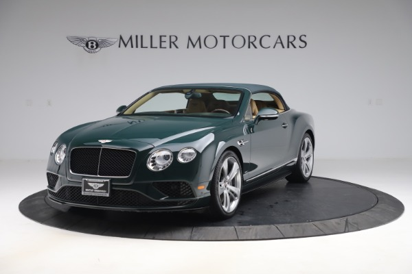 Used 2017 Bentley Continental GTC V8 S for sale $149,900 at Bentley Greenwich in Greenwich CT 06830 13