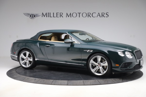 Used 2017 Bentley Continental GTC V8 S for sale $139,900 at Bentley Greenwich in Greenwich CT 06830 19