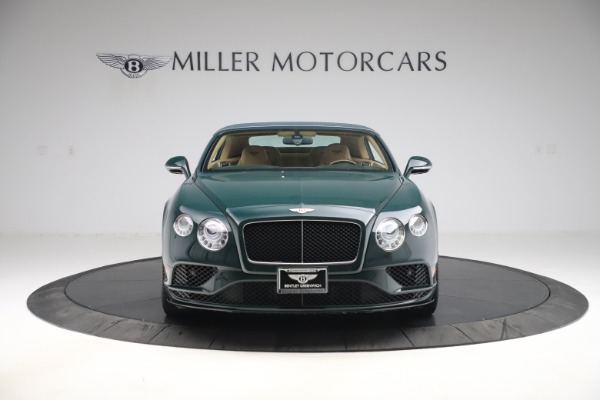 Used 2017 Bentley Continental GTC V8 S for sale $149,900 at Bentley Greenwich in Greenwich CT 06830 20