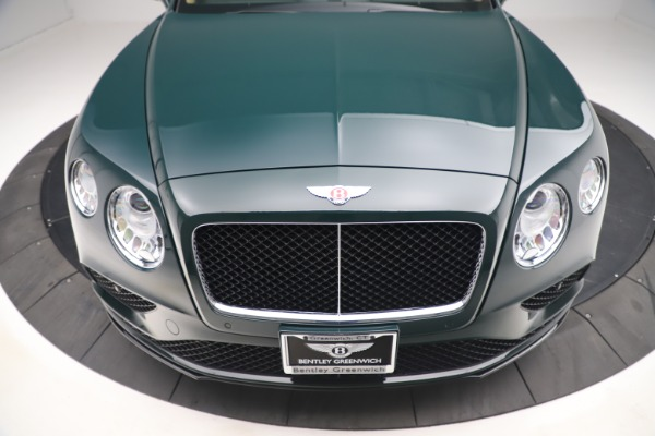 Used 2017 Bentley Continental GTC V8 S for sale $139,900 at Bentley Greenwich in Greenwich CT 06830 21