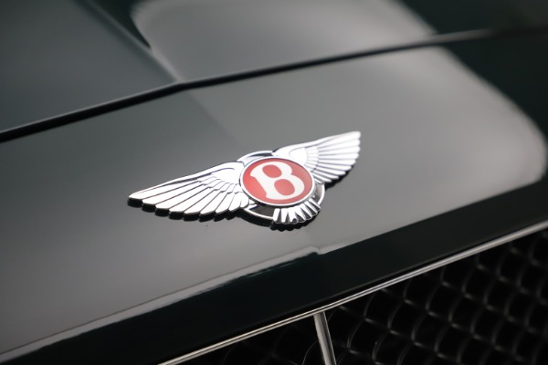 Used 2017 Bentley Continental GTC V8 S for sale $139,900 at Bentley Greenwich in Greenwich CT 06830 22
