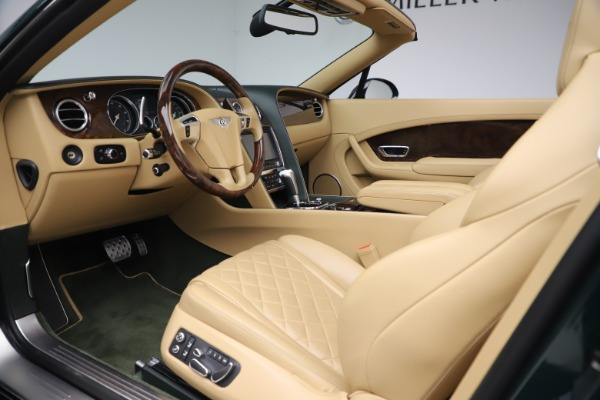 Used 2017 Bentley Continental GTC V8 S for sale $139,900 at Bentley Greenwich in Greenwich CT 06830 25