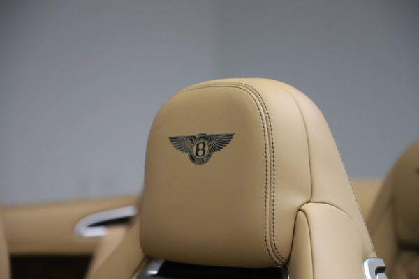Used 2017 Bentley Continental GTC V8 S for sale $139,900 at Bentley Greenwich in Greenwich CT 06830 28