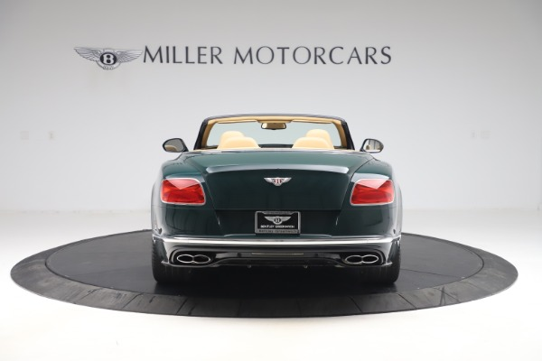 Used 2017 Bentley Continental GTC V8 S for sale $139,900 at Bentley Greenwich in Greenwich CT 06830 6
