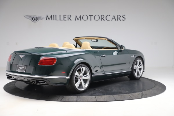 Used 2017 Bentley Continental GTC V8 S for sale $139,900 at Bentley Greenwich in Greenwich CT 06830 8