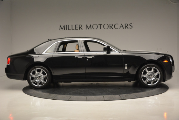 Used 2011 Rolls-Royce Ghost for sale Sold at Bentley Greenwich in Greenwich CT 06830 10