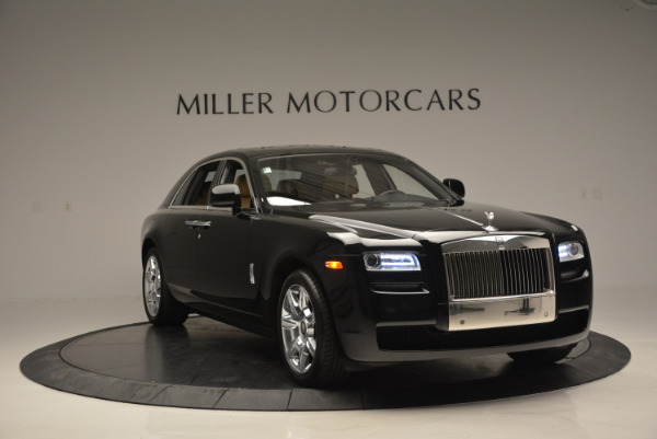Used 2011 Rolls-Royce Ghost for sale Sold at Bentley Greenwich in Greenwich CT 06830 12