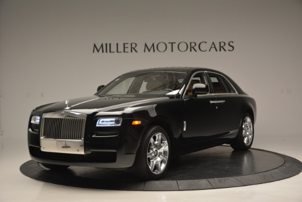 Used 2011 Rolls-Royce Ghost for sale Sold at Bentley Greenwich in Greenwich CT 06830 2
