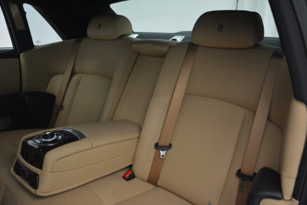 Used 2011 Rolls-Royce Ghost for sale Sold at Bentley Greenwich in Greenwich CT 06830 22