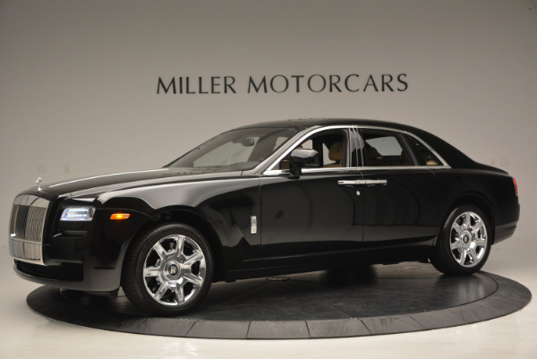 Used 2011 Rolls-Royce Ghost for sale Sold at Bentley Greenwich in Greenwich CT 06830 3