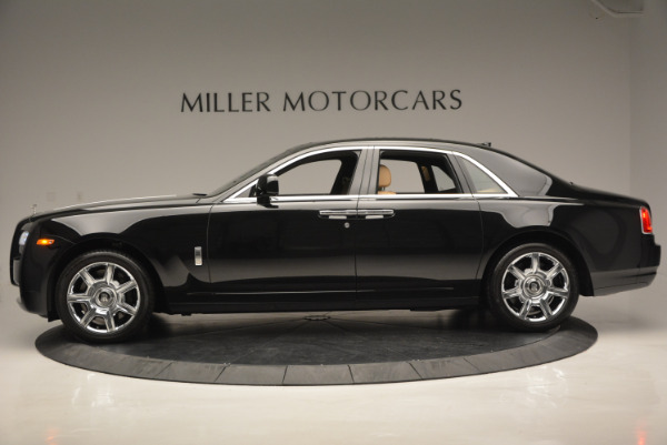 Used 2011 Rolls-Royce Ghost for sale Sold at Bentley Greenwich in Greenwich CT 06830 4