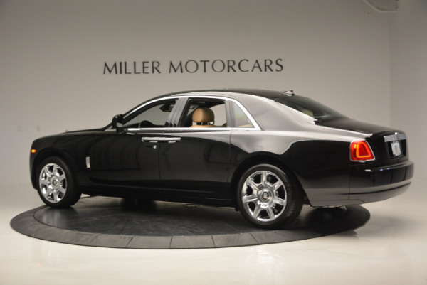 Used 2011 Rolls-Royce Ghost for sale Sold at Bentley Greenwich in Greenwich CT 06830 5