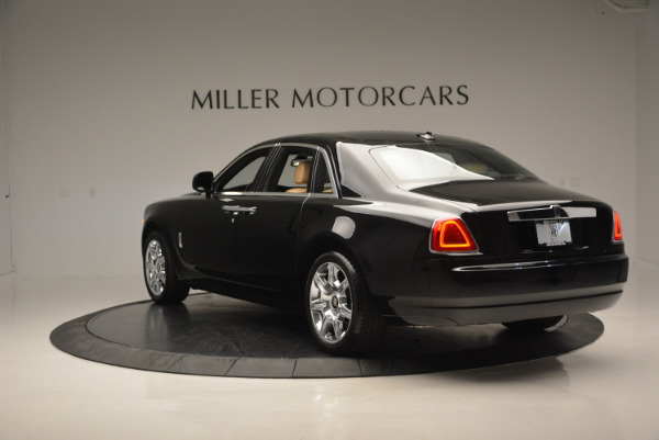 Used 2011 Rolls-Royce Ghost for sale Sold at Bentley Greenwich in Greenwich CT 06830 6