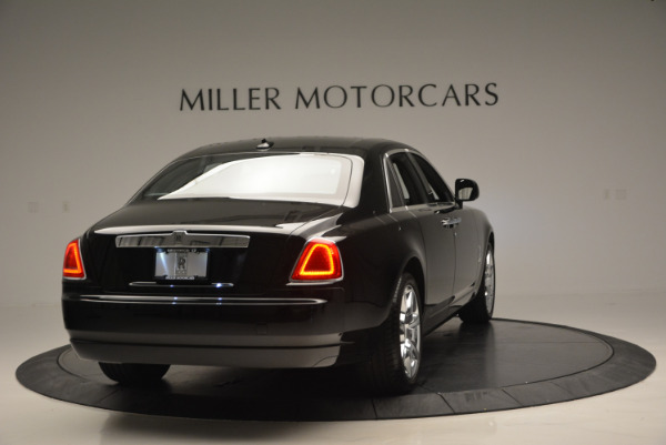 Used 2011 Rolls-Royce Ghost for sale Sold at Bentley Greenwich in Greenwich CT 06830 8