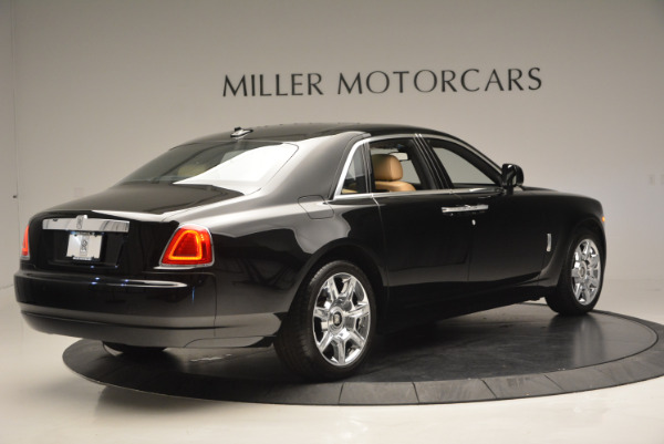 Used 2011 Rolls-Royce Ghost for sale Sold at Bentley Greenwich in Greenwich CT 06830 9
