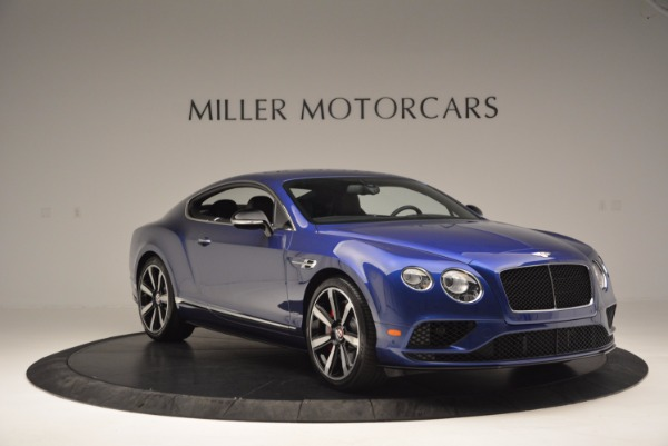 Used 2017 Bentley Continental GT V8 S for sale Sold at Bentley Greenwich in Greenwich CT 06830 11