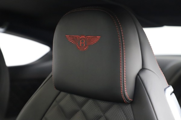 Used 2017 Bentley Continental GT V8 S for sale Sold at Bentley Greenwich in Greenwich CT 06830 18
