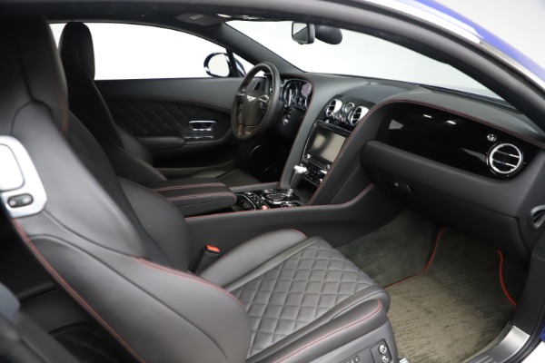 Used 2017 Bentley Continental GT V8 S for sale Sold at Bentley Greenwich in Greenwich CT 06830 20