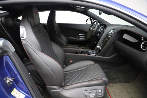 Used 2017 Bentley Continental GT V8 S for sale Sold at Bentley Greenwich in Greenwich CT 06830 21