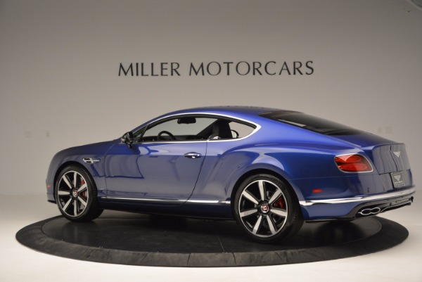 Used 2017 Bentley Continental GT V8 S for sale Sold at Bentley Greenwich in Greenwich CT 06830 4