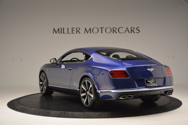 Used 2017 Bentley Continental GT V8 S for sale Sold at Bentley Greenwich in Greenwich CT 06830 5