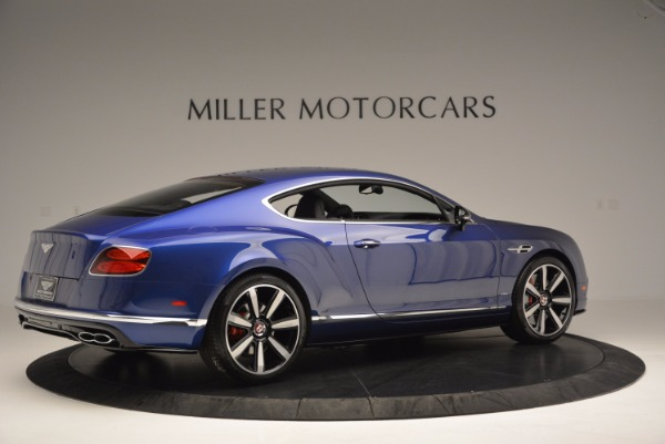 Used 2017 Bentley Continental GT V8 S for sale Sold at Bentley Greenwich in Greenwich CT 06830 8