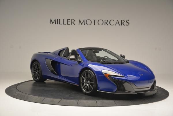 Used 2016 McLaren 650S Spider for sale Sold at Bentley Greenwich in Greenwich CT 06830 11