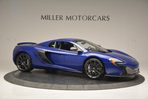 Used 2016 McLaren 650S Spider for sale Sold at Bentley Greenwich in Greenwich CT 06830 19