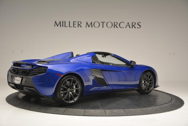 Used 2016 McLaren 650S Spider for sale Sold at Bentley Greenwich in Greenwich CT 06830 8