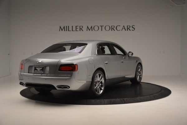 New 2017 Bentley Flying Spur V8 S for sale Sold at Bentley Greenwich in Greenwich CT 06830 7