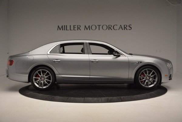 New 2017 Bentley Flying Spur V8 S for sale Sold at Bentley Greenwich in Greenwich CT 06830 8