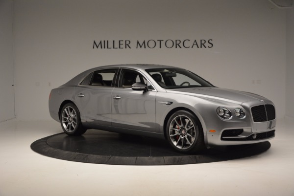 New 2017 Bentley Flying Spur V8 S for sale Sold at Bentley Greenwich in Greenwich CT 06830 9