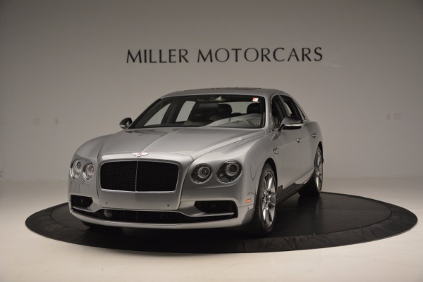New 2017 Bentley Flying Spur V8 S for sale Sold at Bentley Greenwich in Greenwich CT 06830 1