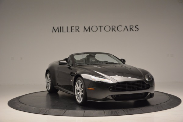 Used 2016 Aston Martin V8 Vantage S Roadster for sale Sold at Bentley Greenwich in Greenwich CT 06830 10