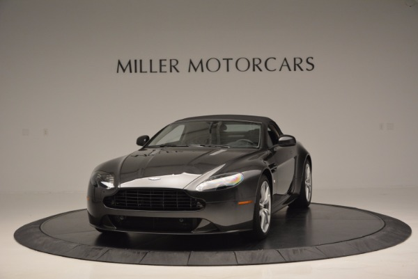 Used 2016 Aston Martin V8 Vantage S Roadster for sale Sold at Bentley Greenwich in Greenwich CT 06830 13