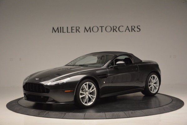 Used 2016 Aston Martin V8 Vantage S Roadster for sale Sold at Bentley Greenwich in Greenwich CT 06830 14