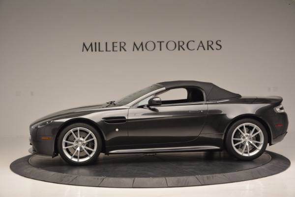 Used 2016 Aston Martin V8 Vantage S Roadster for sale Sold at Bentley Greenwich in Greenwich CT 06830 15